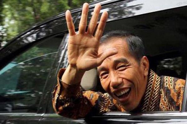 78+ Gambar Lucu Jokowi Terbaik