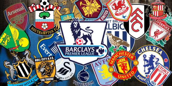 Hasil gambar untuk sepak bola liga inggris